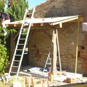 Création de toiture Saint Paul Cap de Joux 81220